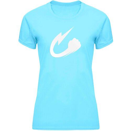 Camiseta Narumi azul cielo