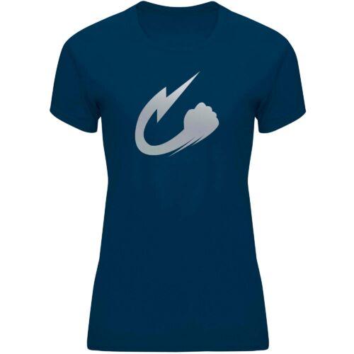 Camiseta Narumi azul marino