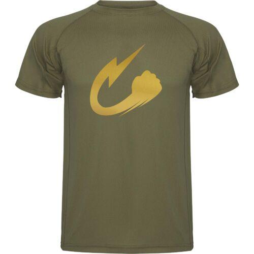 Camiseta Yoko verde
