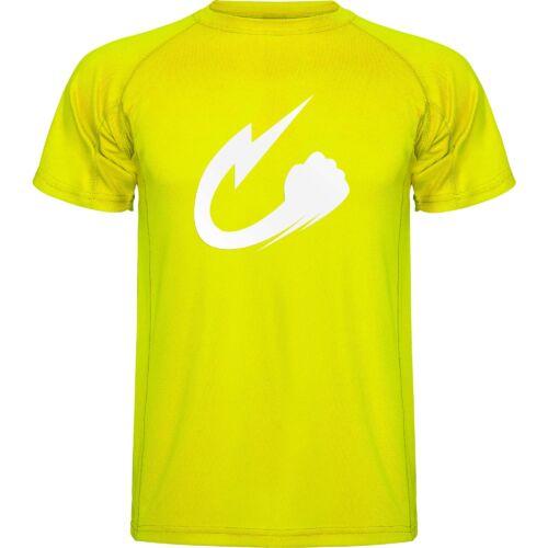 Camiseta Yoko amarilla fosfi