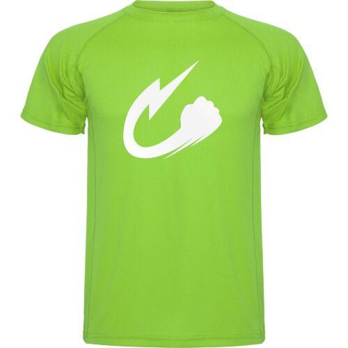 Camiseta Yoko verde fosfi