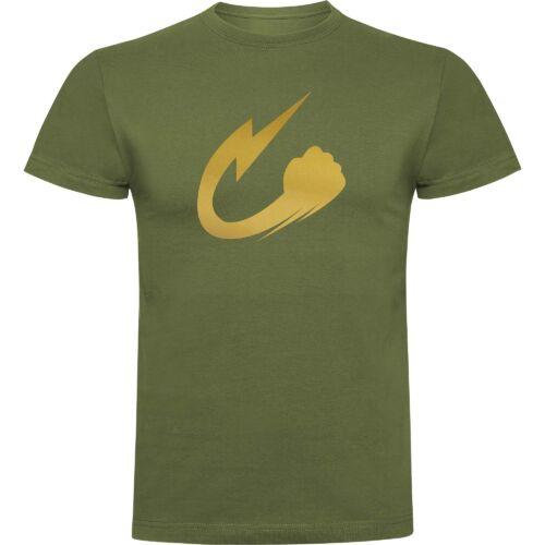Camiseta Mako verde