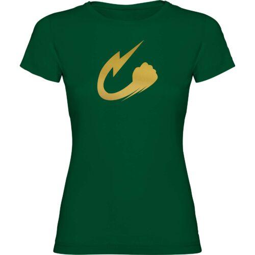 Camiseta Shakura verde