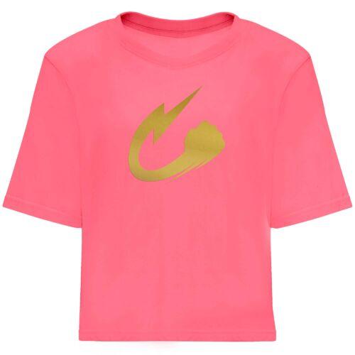 Camiseta Ohara rosa