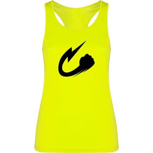 Camiseta Akira amarilla fosfi